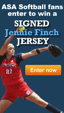 Enter to win a Jennie Finch signed jersey