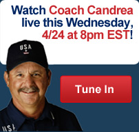 Watch Coach Candrea live