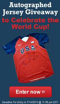 ASA World Cup Giveaway
