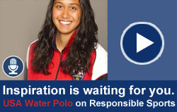 Explore USA Water Polo on Responsible Sports