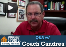 Q&A with Coach Candrea