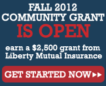 Register your team for Fall Community Grant